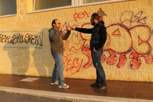 Close Combat Lecce