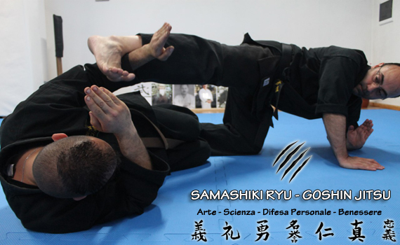 SAMASHIKI RYU  GOSHIN DO